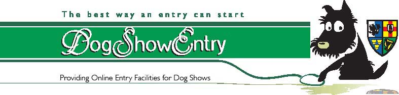 Enter Dog Shows On-line